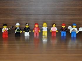Moja kolekcja LEGO